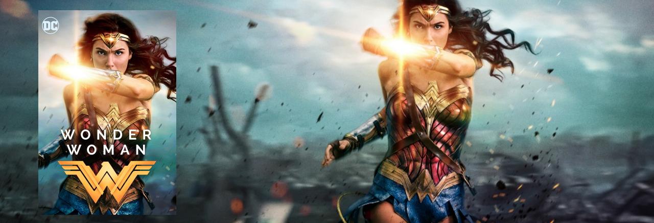 Jeu Wonder Woman