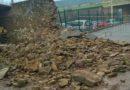 Les pierres tombent à Terrenoire