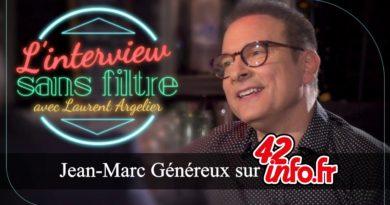 L'interview sans filtre avec Jean-Marc Généreux