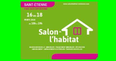 Le salon de l'Habitat et de la Décoration les 16, 17 et 18 mars au parc des expos de Saint-Etienne