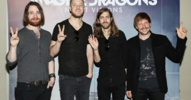 "Imagine Dragons : Un court-métrage pour leur nouveau hit ""Next To Me"""