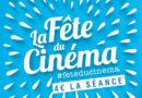 la Fête du Cinéma du 1er au 4 juillet