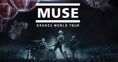 """Concert de MUSE """"Drone World Tour""""  à L'Alhambra le 12 juillet à 20h"""