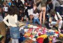 Saint-Etienne: Une braderie pour enfants