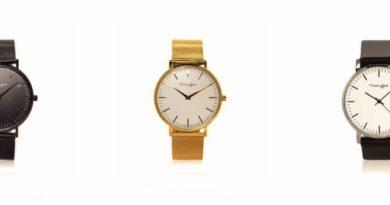 Lancement de la gamme des montres Maison Bonnet