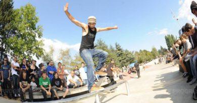Saint-Chamond va inaugurer son skate parc