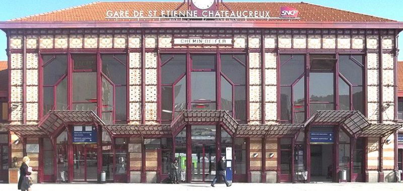 Saint-Etienne Chateaucreux,