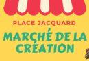 Marché de la création de Saint-Etienne