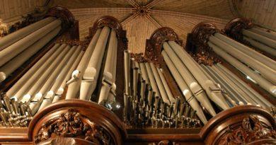 L'ex-orgue de Notre Dame de Paris installé à Roanne