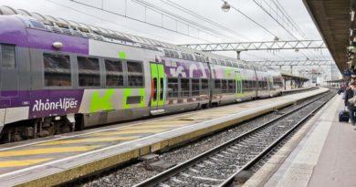 Attention, plusieurs TER supprimés cette semaine entre Lyon et Saint-Etienne