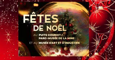 Programme des fêtes de fin d'année à Saint-Etienne