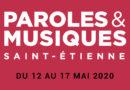 Paroles & Musiques: le festival sera de retour en 2020