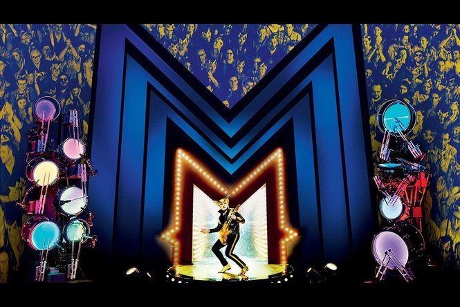 - M - Le grand petit concert le 29 novembre à Saint-Etienne - 42info.fr