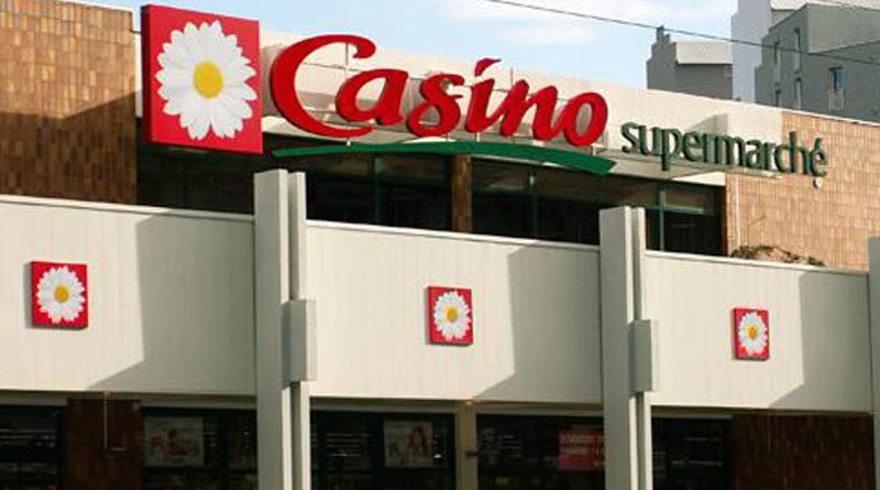 Supermarché Casino Bergson