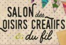 Salon des loisirs créatifs au Parc des expos de Sainté du 17 au 19 janvier