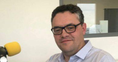 Interview de Julien Luya aux municipales de Firminy