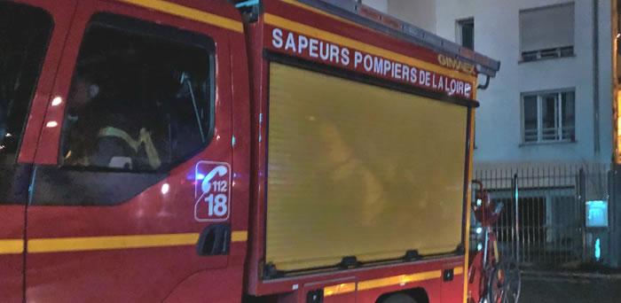 Saint-Étienne: un homme décède dans l'incendie de son appartement