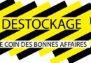 Le déstockage à Roanne sur 3000 m2 « l'événement de juin »